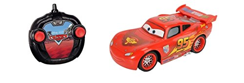 "Dickie Toys 203084006 ""Cars 3 – Turbo Racer Lightning Mcqueen RC Vehículo"
