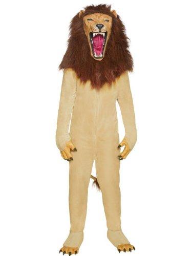 Smiffys Herren Kostüm Zirkus Löwe - Größe M/L