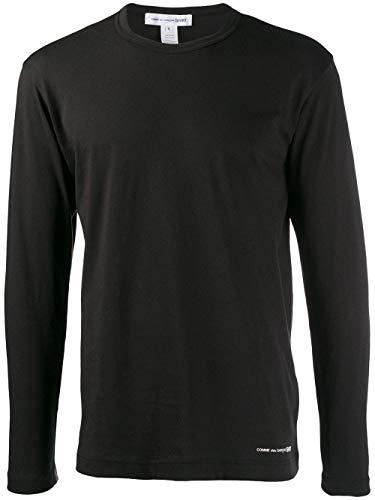 Comme des Garçons Shirt Luxury Fashion Herren W271101 Schwarz T-Shirt | Herbst Winter 19