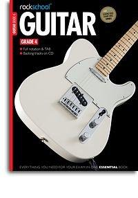 Rockschool Guitar Grade 4 2012-2018
