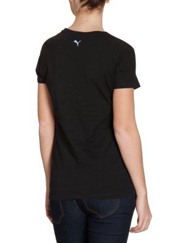 Puma T-shirt avec logo Puma pour femme noir