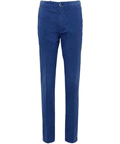 corneliani-uomo-pantaloni-di-cotone-taglio-regular-50-regolari-blu