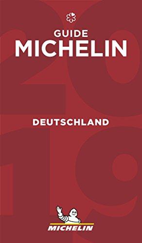 Michelin Red Guide 2018 Germany/ Deutschland: Restaurants & Hotels