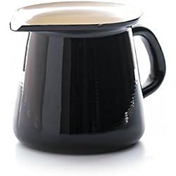 Dexam Vintage jarra de leche, negro, pequeño