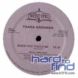 When You Touch Me [Vinyl Maxi-Single]