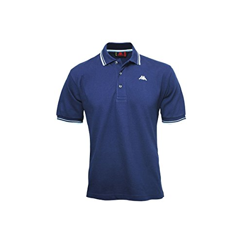 La polo Robe di Kappa - Livingston MEDIEVAL BLUE-AZZURR