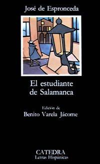 El estudiante de Salamanca (Letras Hispánicas) por José de Espronceda