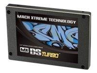 Mach Xtreme Technology DS Turbo Premium 120GB externe SSD Festplatte (6,4 cm (2,5 Zoll), SATA)