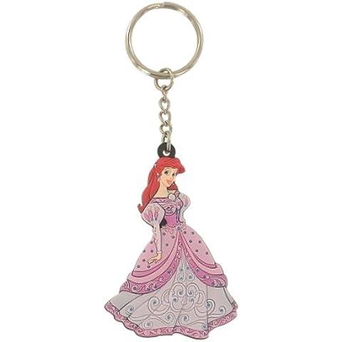 Princesas Disney - Llavero 3D Ariel (La Sirenita)