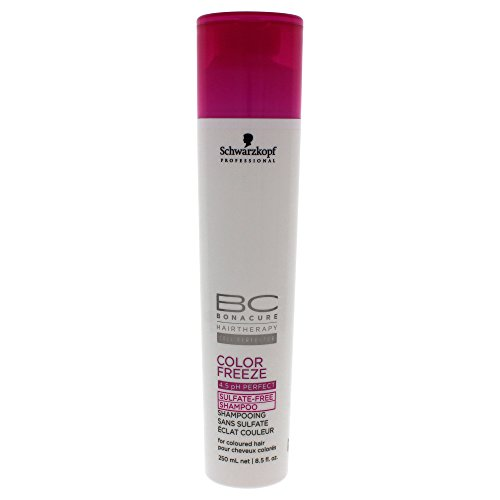 Schwarzkopf BC Bonacure Colour Freeze Sulphate-Free Shampoo 250 ml