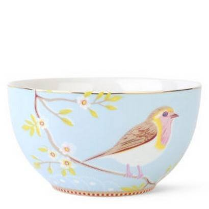 PiP Studio Bowl Early Bird Blue 15 cm