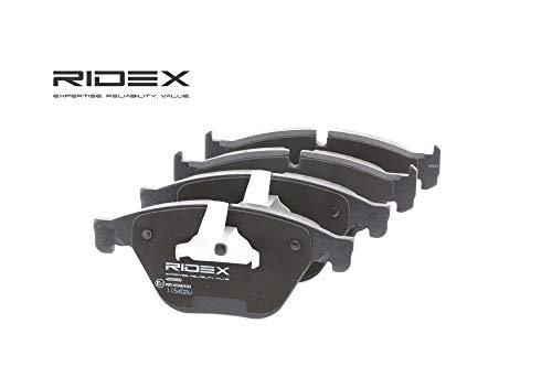 Ridex 402B0553 - Kit pastiglie freno a disco
