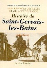 Histoire de Saint-Gervais-les-Bains