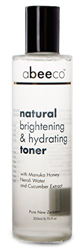 Abeeco Pure New Zealand Natural Brightening and Hydrating