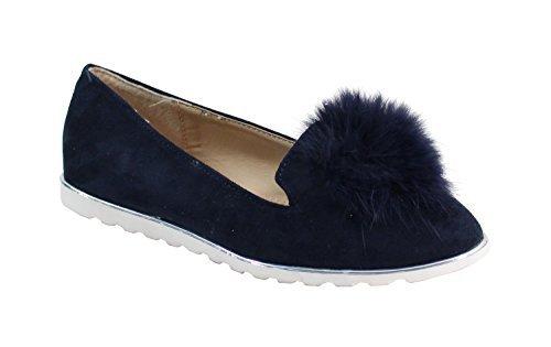 By Shoes , Ballerine Donna Blu