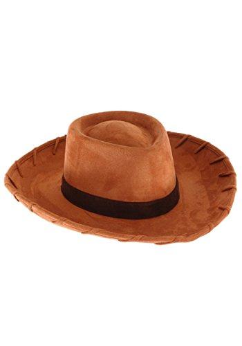 Cowboy Woody Hut (Old Glory Toy Story Deluxe Woody Hut Kostüm-Zubehör für)