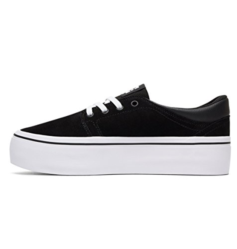DC shoes Trase Platform Se Black/White
