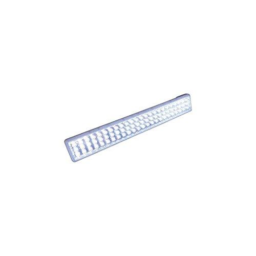 Blanko lampada di emergenza 72LED, batteria inclusa, 4V, 2,4Ah, 872d