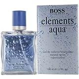 Hugo Boss Boss Elements Aqua, homme/man, Eau de Toilette, 100 ml