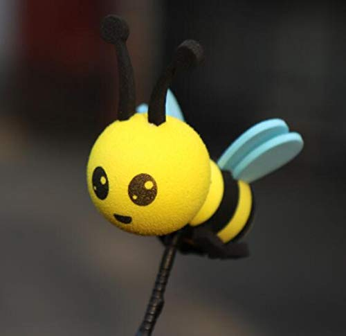 Antennenkugel Biene Auto Antenne Topper Honig Hummel Antenne Kugel (Honig-kugeln)