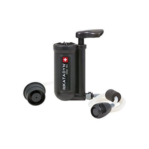 31rlwUbyEoL. SS500  - KATADYN Hiker Pro 8018280 Water Filter Black