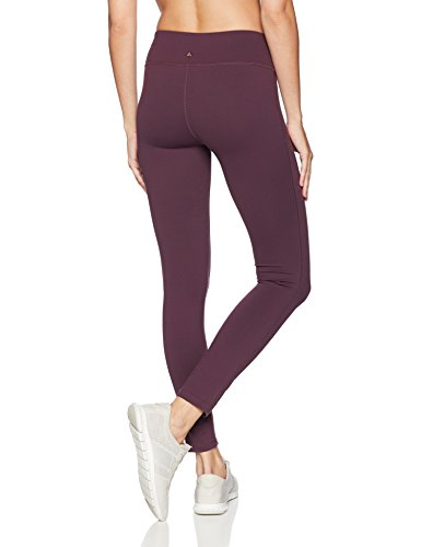 prAna Ashley Leggings Pants, Dark Plum, X-Small