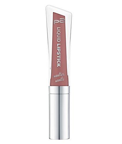 Make-up Matte Lipstick (p2 cosmetics Effect Matte Liquid Lipstick 010, 3er Pack (3 x 5 ml))