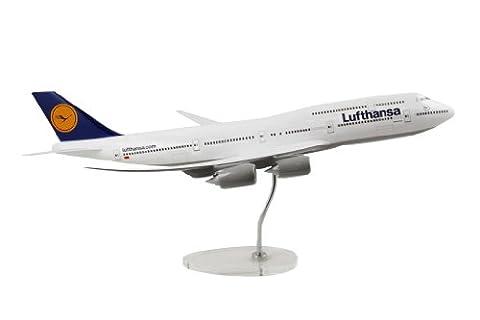 Lufthansa - Boeing 747-8 Intercontinental - `lufthansa.com` - Modellflugzeug im Maßstab 1:100 (Boeing 747-800)
