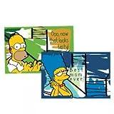 The Simpsons Simpsons Homer/Marge Set Tovaglietta, Modello Homer/Marge, Multicolore, 2 Unità
