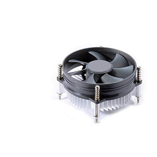 ComC CPU Cooler for Intel LGA 775 CPU Cooling Fan 4-Pin Connector