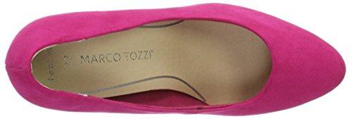 Marco Tozzi 22414, Scarpe con Tacco Donna Rosa (Pink 510)