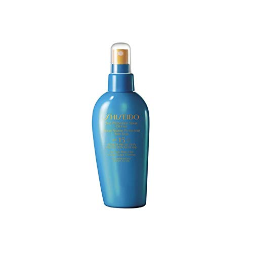 Shiseido Sonnenpflege Schutz Sun Protection Spray Oil-Free SPF 15 150 ml -