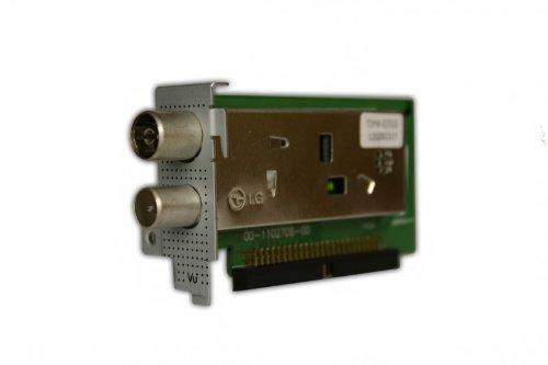 VU DVB-C//T Tuner