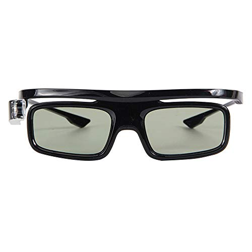 AILOVA 3D-Brille,Active Shutter 3D-Brille RF 3D-Brille für die Projektion TW5400 / 5210 / d5600 / 6300/570/9300