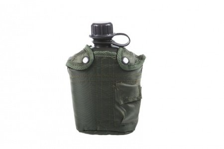 Cantimplora militar 945ml - Traditional Army Canteen