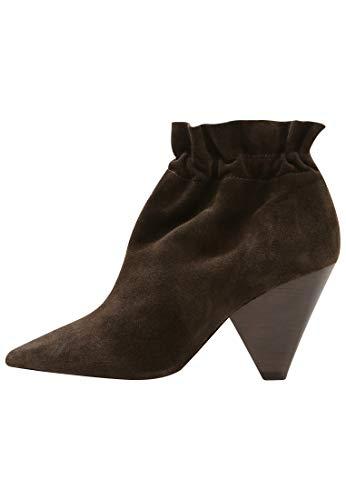 ASH Damen Ankle Boot Oliv