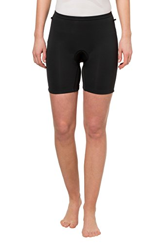 VAUDE Damen Women's Bike Pro Innershorts Hose, Black, 38 -