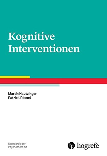 Kognitive Interventionen (Standards der Psychotherapie)