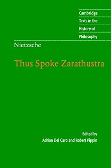 Nietzsche: Thus Spoke Zarathustra (Cambridge Texts in the History of Philosophy) von [Pippin, Robert]