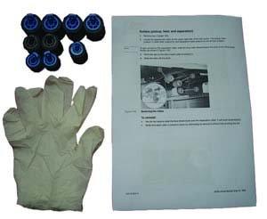 Paper Jam Kit (HP LaserJet 5550N Q3714A Paper jam-kit-Reparatur)