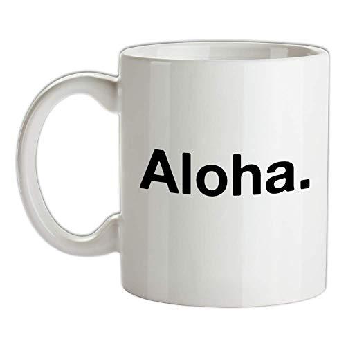 Dressdown Aloha Bedruckte Kaffee- und Teetasse