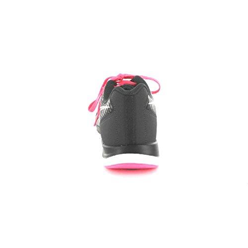 Reebok Sublite Duo Rush, Chaussures Mixte Adulte Noir et rose