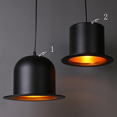 E14 25 * 16 cm spektrale Linie 1M Ideen einfache und moderne Kunst Nachttischlampe , 2