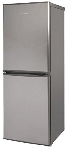 Russell Hobbs RH50FF144SS Freestanding 144cm Tall Fridge Freezer - Stainless Steel effect
