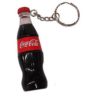 Albo Trade Schlüsselanhänger CC rot Flasche Original Kollektion