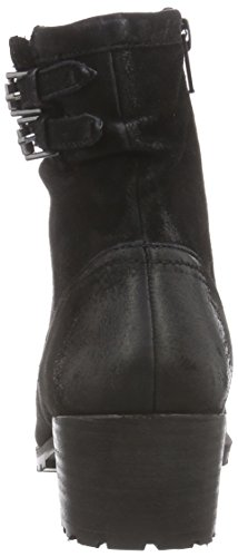 SPM Dubuis Damen Kurzschaft Stiefel Schwarz (Black)