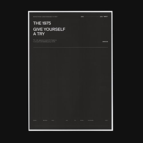 Give Yourself A Try [Explicit]