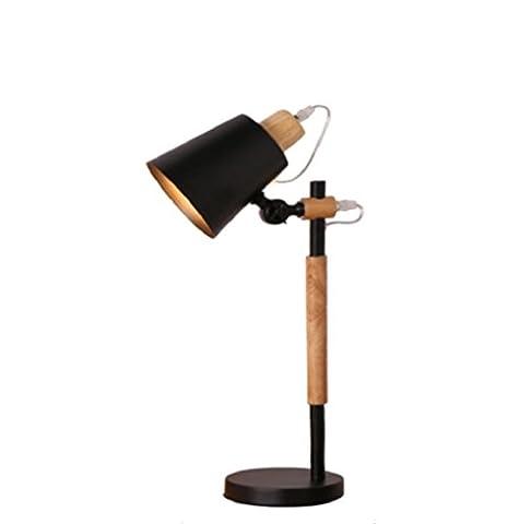 LH&M European-style LED Energiesparlampen Heimtextilien Schlafzimmer Nachttisch Lampen kreative moderne