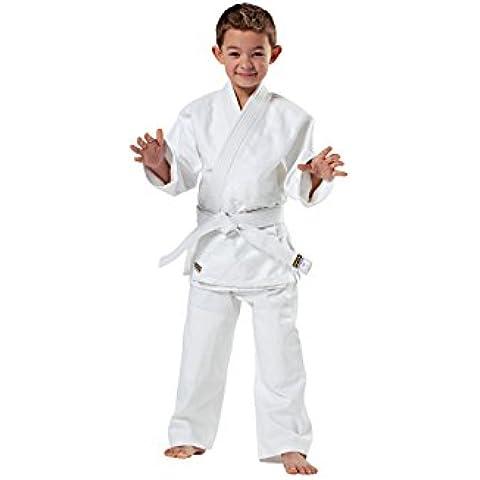 KWON - Kimono de artes marciales, tamaño 200 cm, color blanco