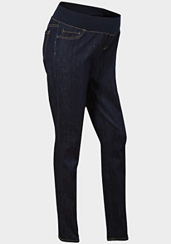 e6d98869d25ff Liz Lange Maternity Plus Size Skinny Jeans (12) Blue